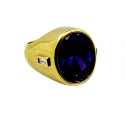 Amythist Ring 5 1400