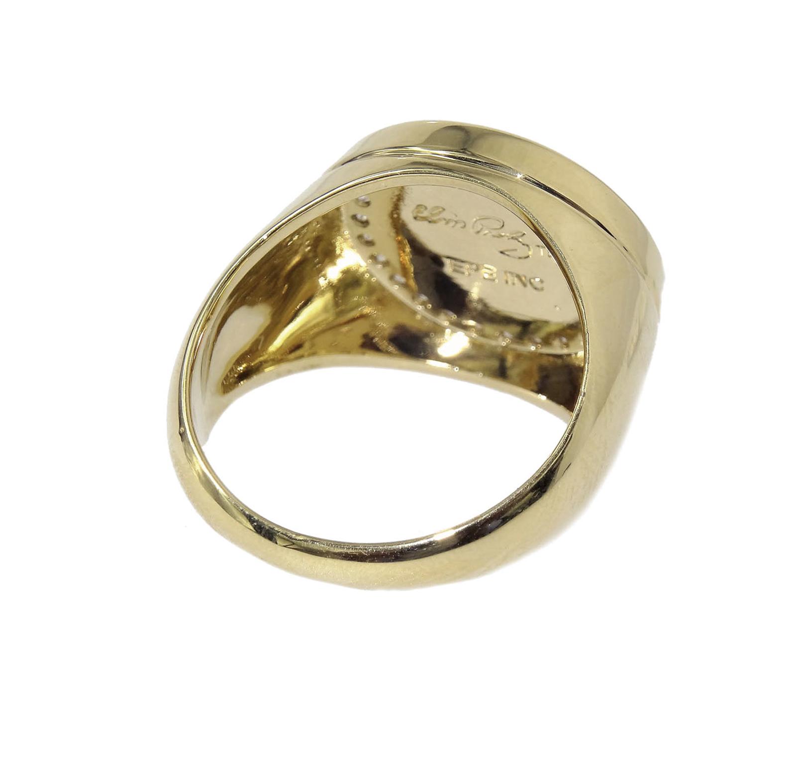 Top Elvis Jewellery - Elvis Presley – Indian Head Coin Ring XB33