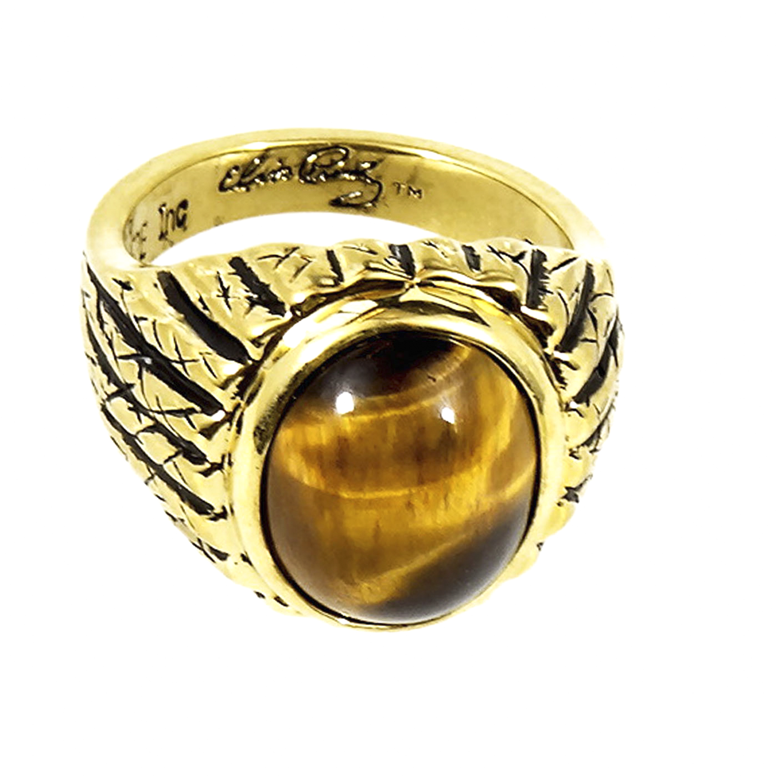 gucci vintage collections tigers s back eleuteri eye ring tiger rings